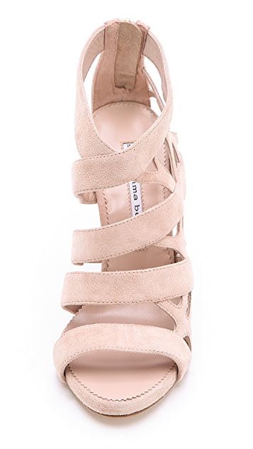 Suecomma Bonnie 网眼高跟凉鞋