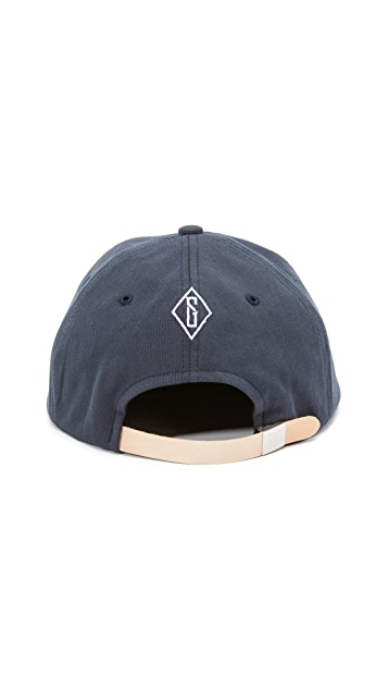 Suigeneric William Tell 6 Panel Cap