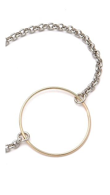 SunaharA Malibu Circle Bracelet