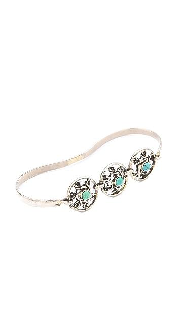 SunaharA Malibu Dream Catcher Hand Bracelet