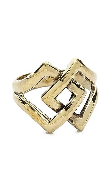 SunaharA Malibu Link Ring