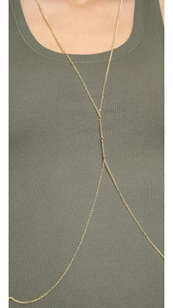 SunaharA Malibu Double Body Chain