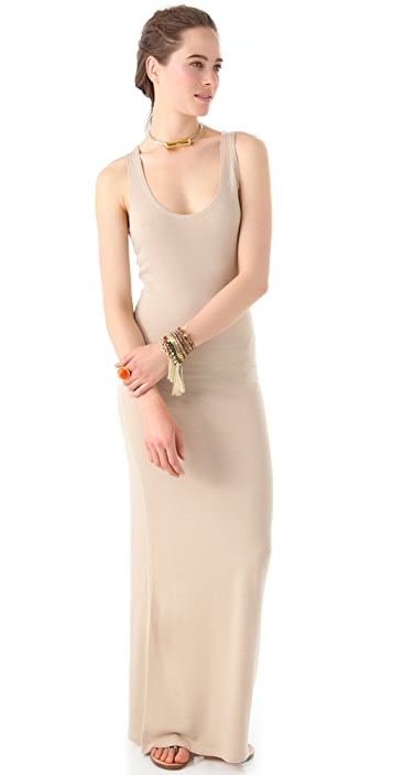 SUNDRY Long Tank Dress