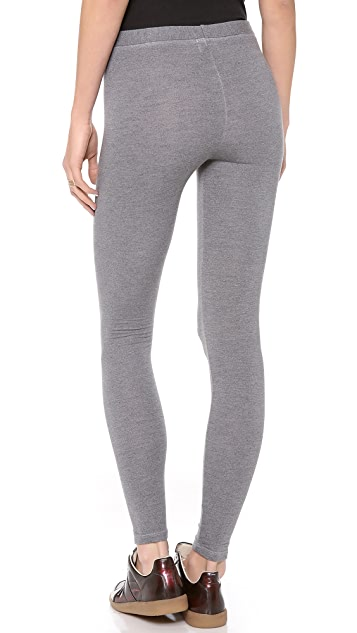 SUNDRY Light Terry Leggings