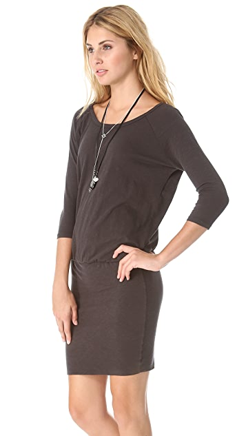SUNDRY Raglan Dress