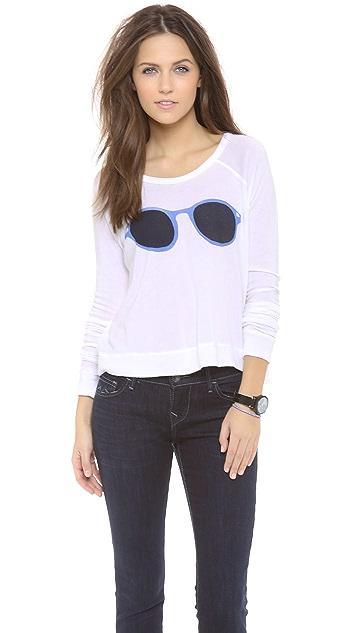 SUNDRY Sunnies Sweatshirt