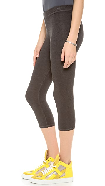 SUNDRY Cropped Leggings