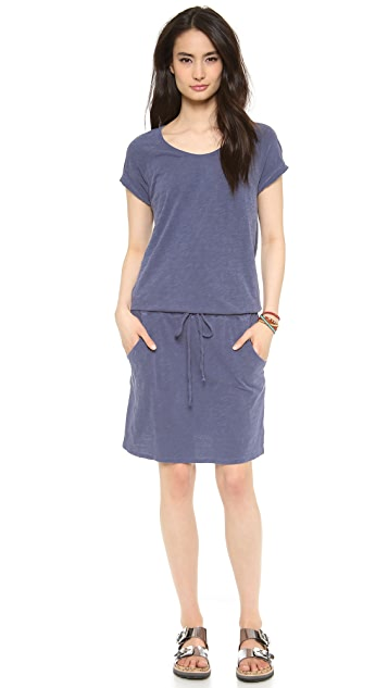 SUNDRY Raglan Pocket Dress