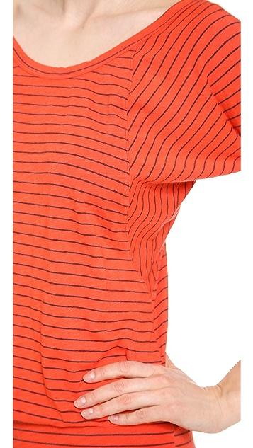 SUNDRY Long Sleeve Dress