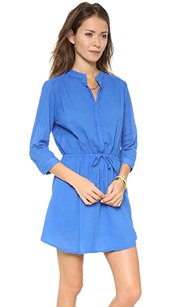 SUNDRY Henley Dress