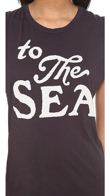 SUNDRY To the Sea Tee