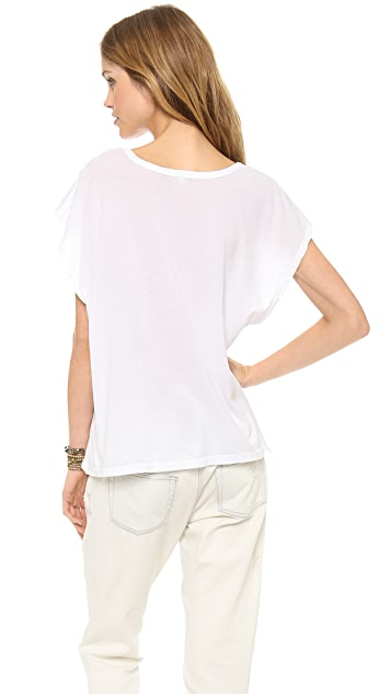 SUNDRY Loved Tee