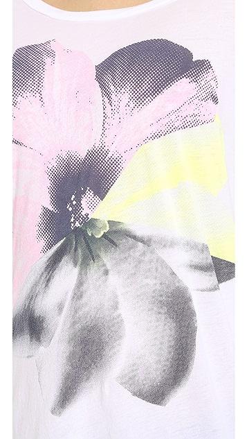 SUNDRY Hibiscus Tee
