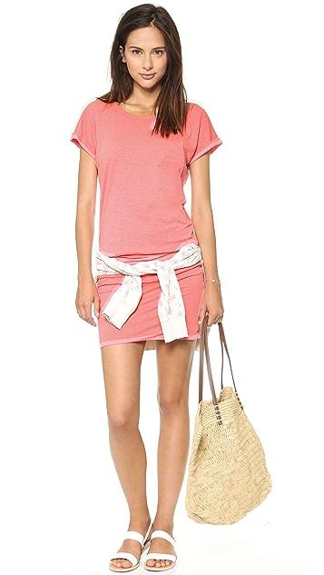 SUNDRY Summer Raglan Dress