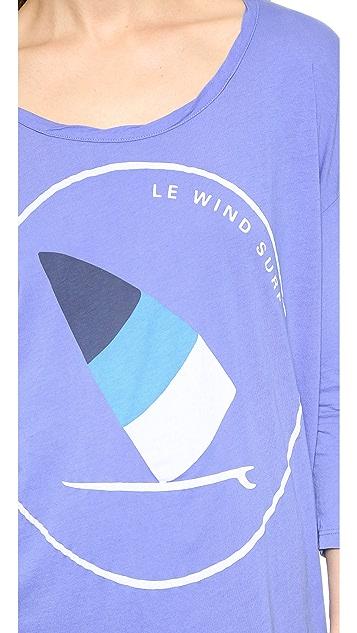 SUNDRY Windsurfer Tunic