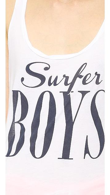 SUNDRY Sufer Boys Loose Tank