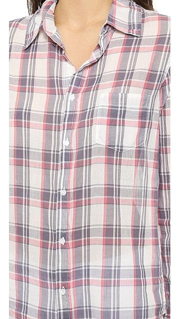 SUNDRY Basic Button Down Shirt