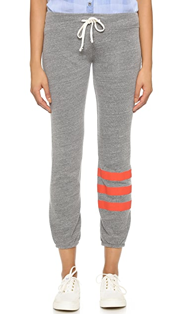 SUNDRY Classic Stripe Sweatpants