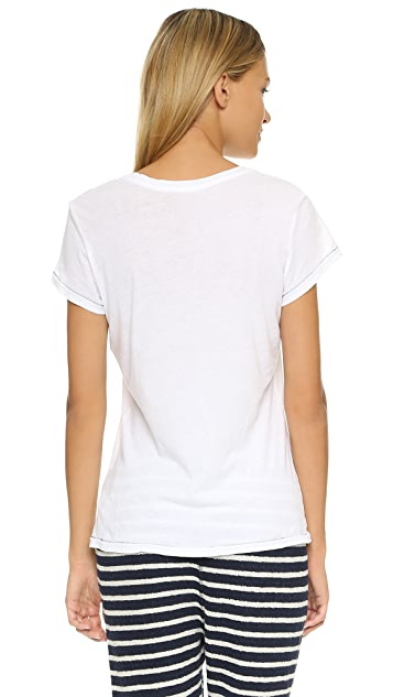 SUNDRY Paris for the Weekend Tee