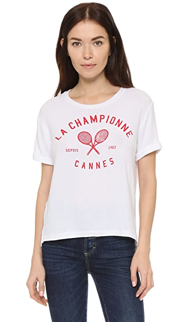 SUNDRY Champs Tee