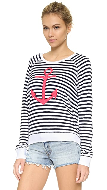 SUNDRY Anchor Sweatshirt