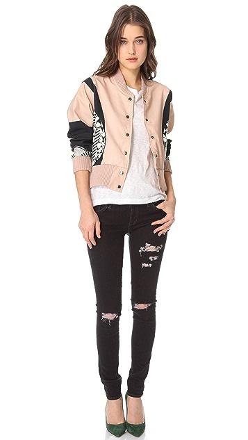 SUNO Varsity Jacket