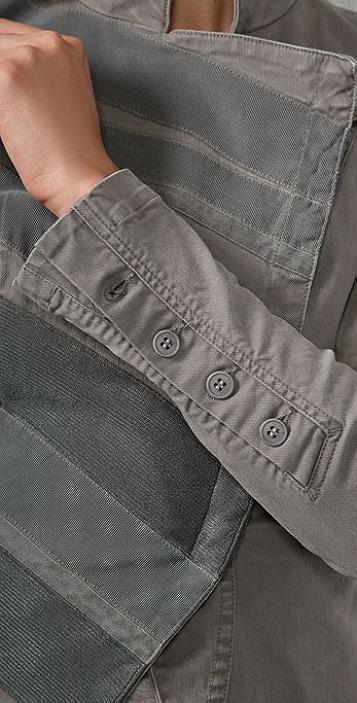 Superfine Nighttime Denim Jacket