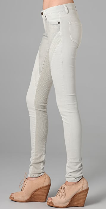 Superfine Curve Skinny Jeans