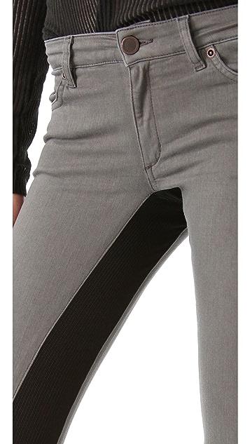 Superfine Move Bicolor Legging Jeans