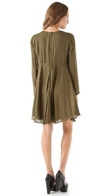 Surface to Air Circle Dress