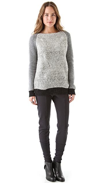 Surface to Air Ginger Sweater