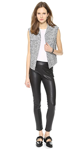 Surface to Air Stretch Leather Leggings