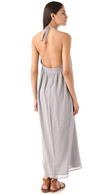 Surf Bazaar Halter Dress