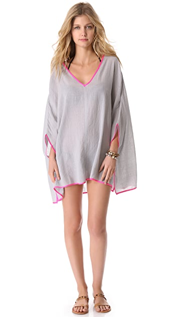 Surf Bazaar Batwing Cover Up
