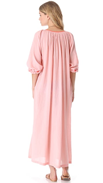 Surf Bazaar Cover Up Maxi Dress