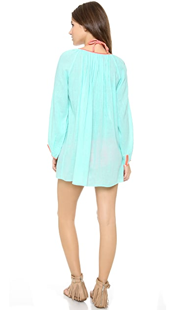Surf Bazaar Long Sleeve Tunic