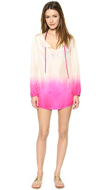 Surf Bazaar Peasant Cover Up