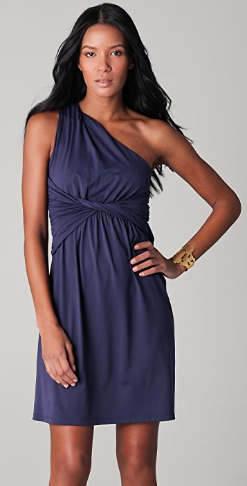Susana Monaco Center Twist Dress