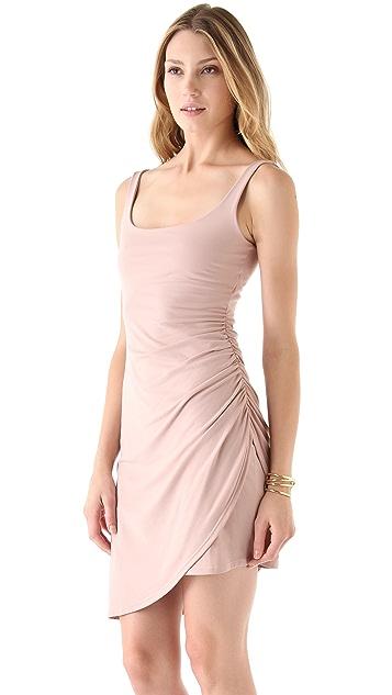 Susana Monaco Overlap Tank Dress