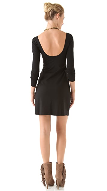 Susana Monaco Low Back U Dress