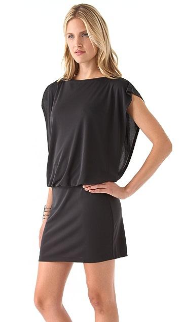Susana Monaco Cadence Dress with Cutout Back