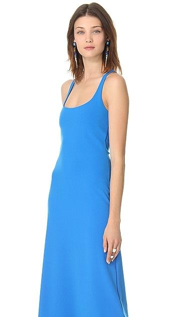 Susana Monaco Racer Maxi Dress