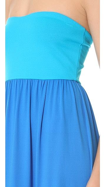 Susana Monaco Tube Maxi Dress