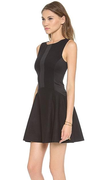 Susana Monaco Claudine Combo Dress