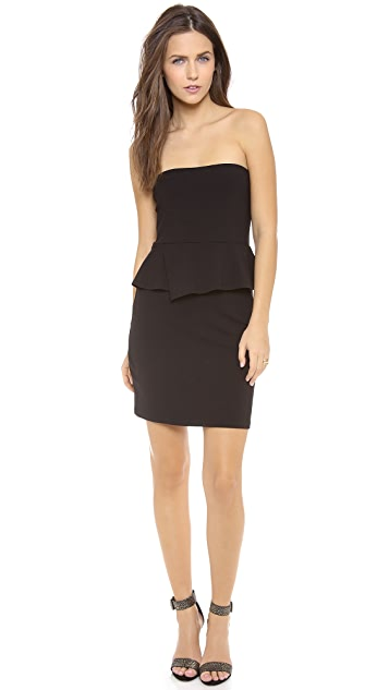 Susana Monaco Esta Peplum Dress