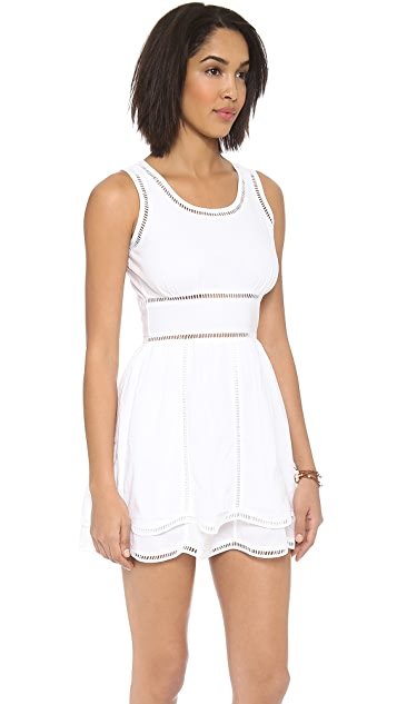 Susana Monaco Estella Eyelet Dress