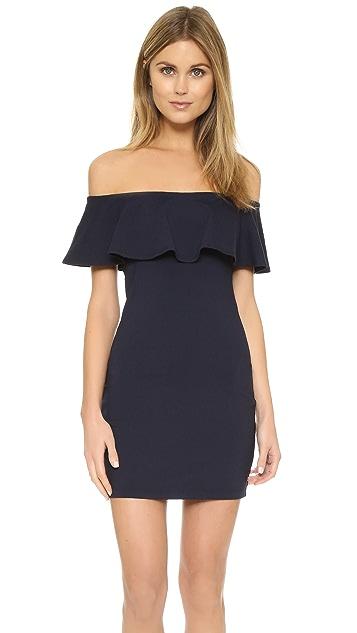 Susana Monaco Hannah Off Shoulder Dress