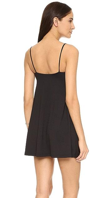 Susana Monaco Very V Drape Dress