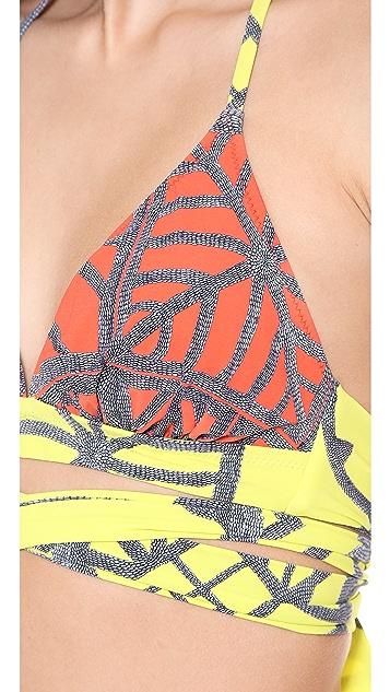 SWASH Hever House Wraparound Bikini