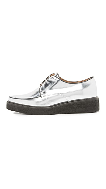 SWEAR Nina Platform Oxfords